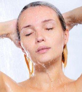 Duschen ist besser als baden bei Neurodermitis