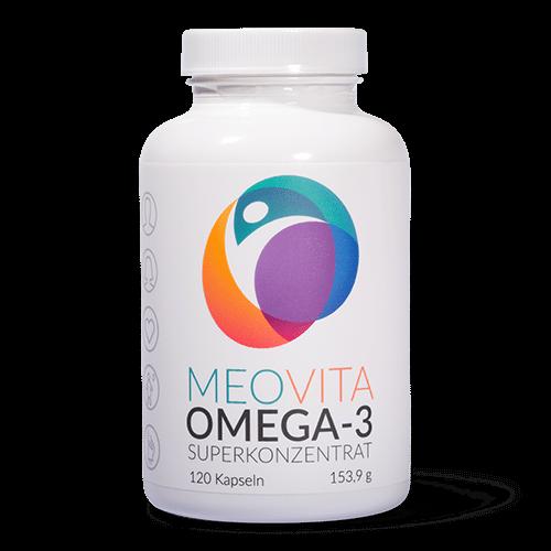 MEOVITA Omega-3 Superkonzentrat