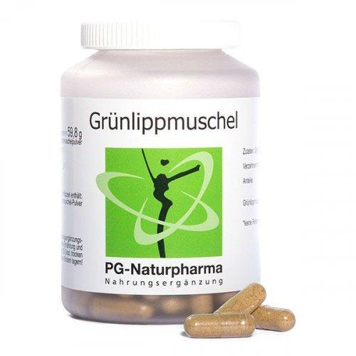 Grünlippmuschel Kapseln von PG-Naturpharma