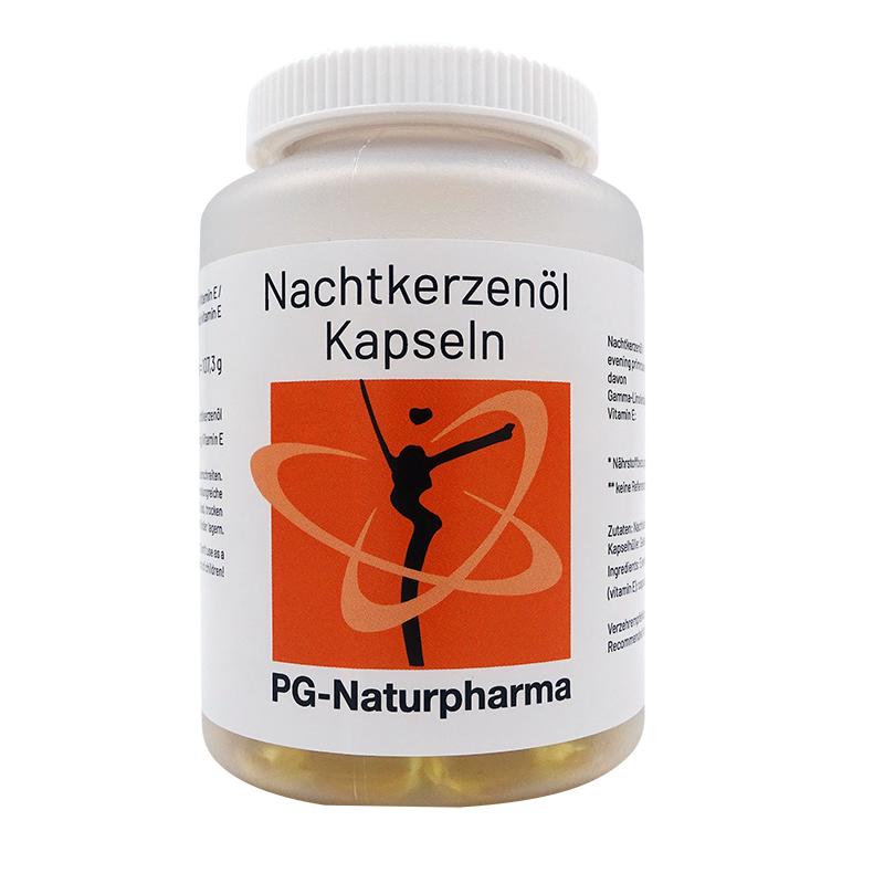 Nachtkerzenöl Kapseln mit Vitamin E