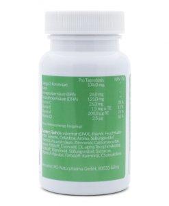 Omega-3 Kau-Kapseln für Kinder