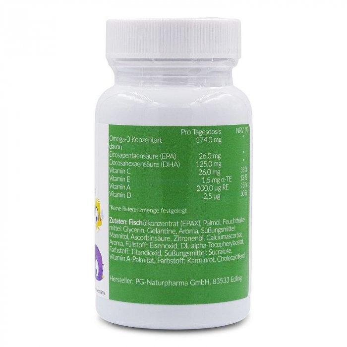 Omega-3 Kapseln für Kinder
