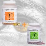 Augen-Kapseln & Lutein-HeidelbeerPLUS