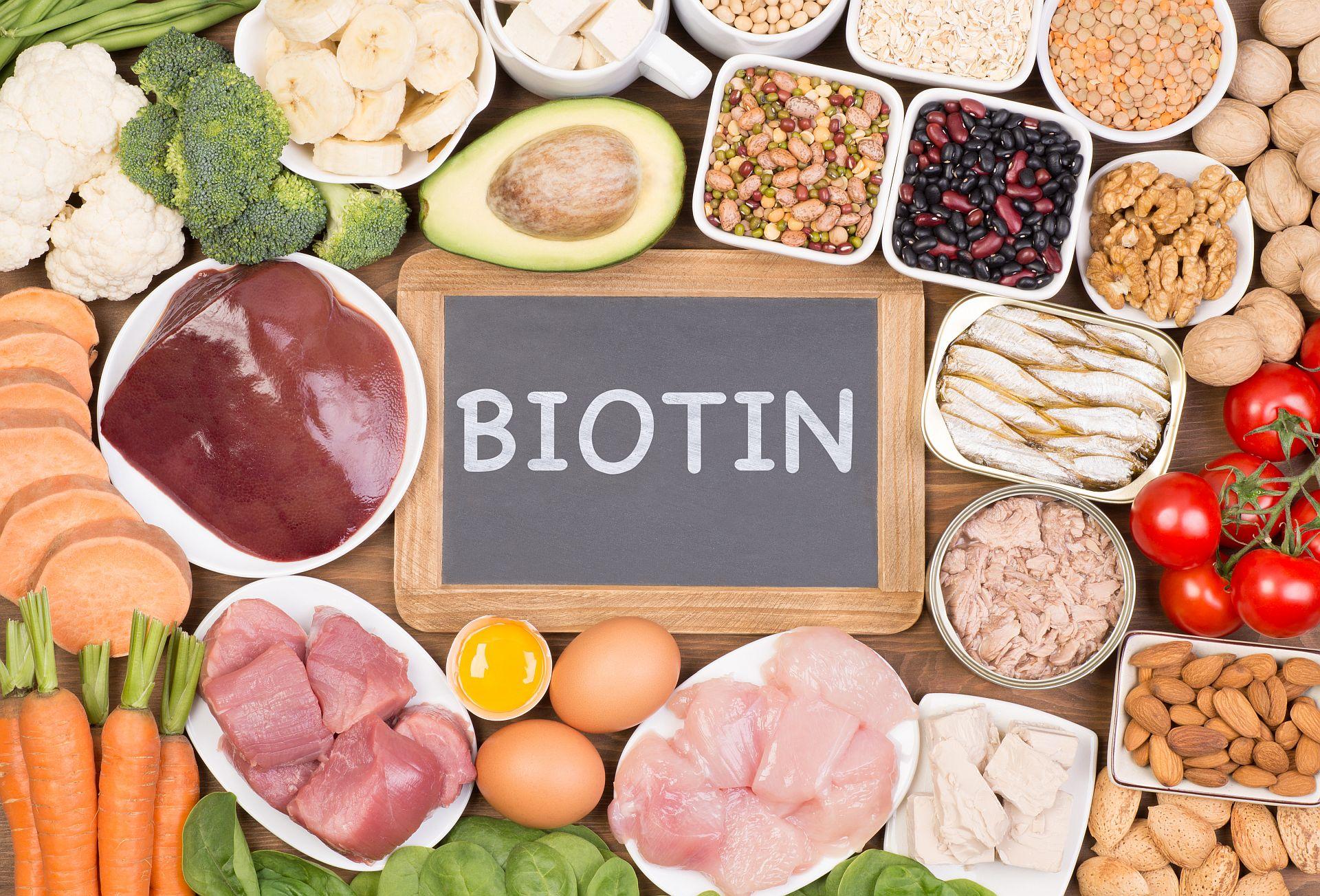 Biotin ist auch als Vitamin B7 bekannt