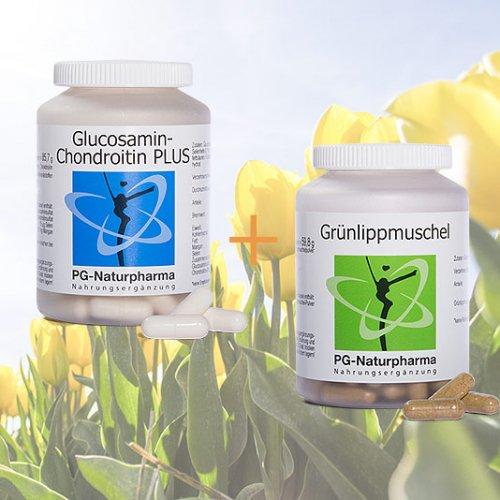 Gelenk fit_ Glucosamin Chondroitin & Grünlippmuschel
