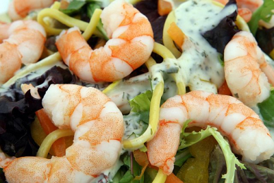 Meeresfrüchte enthalten Alpha-Linolensäure