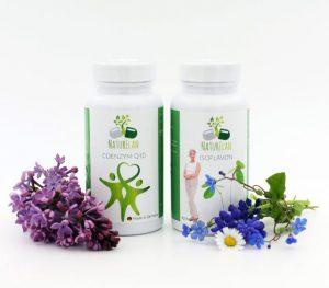 Coenzym Q10 und Isoflavon
