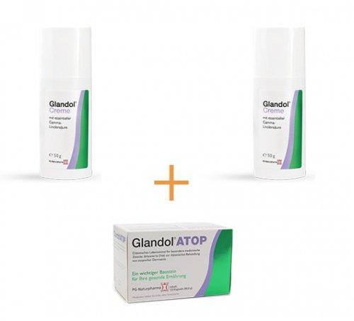 2x Glandol Creme & GlandolATOP stark vergünstigt