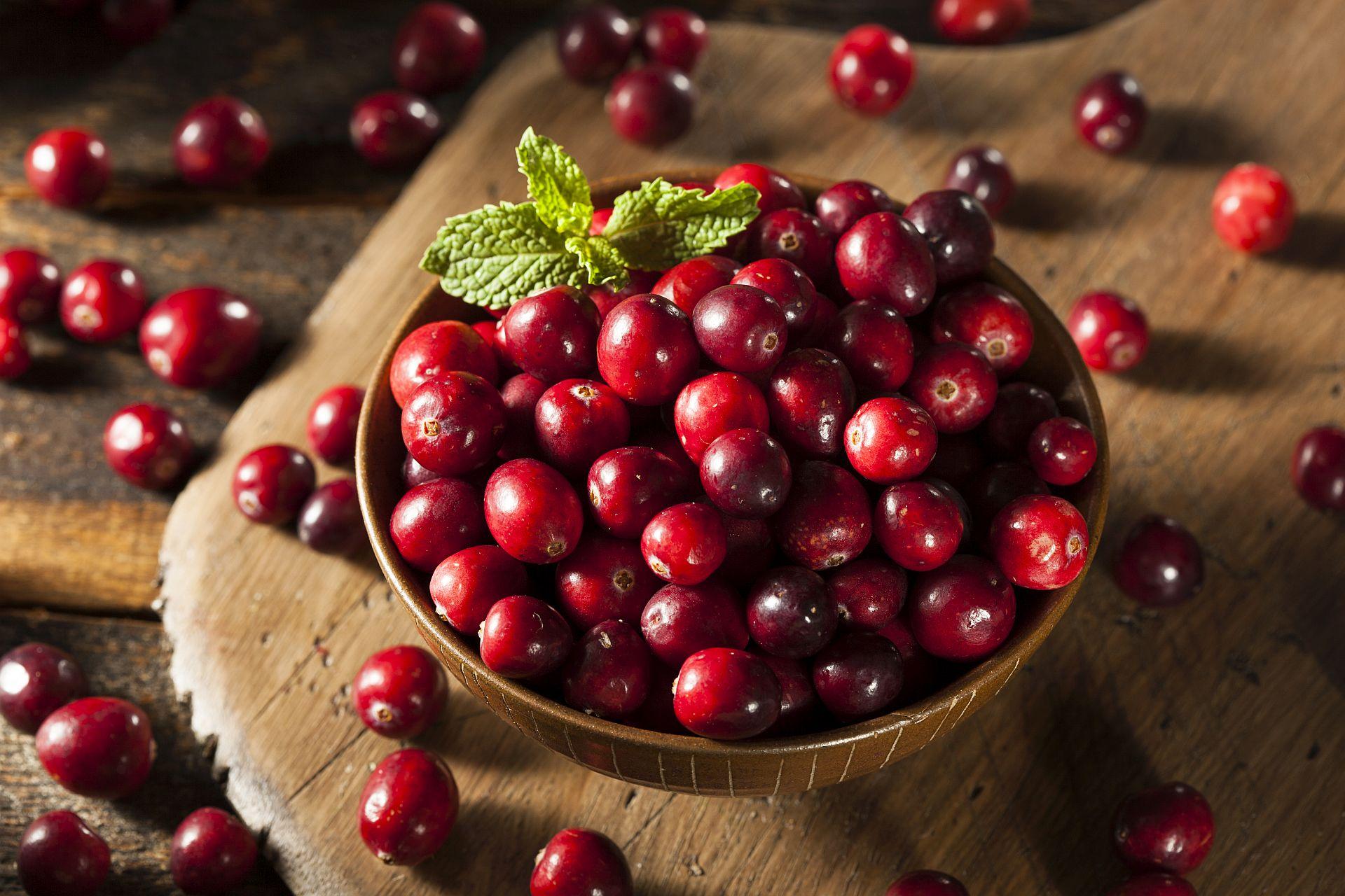 Cranberry bei Blasenentzündung