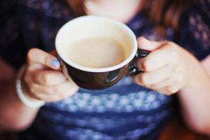 Kaffee ist ein guter Kupfer Lieferant