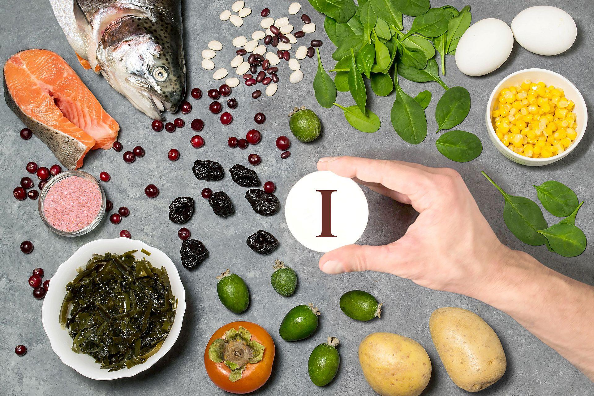 Das Spurenelement Jod Bedeutung Und Wirkung Vitamimixde