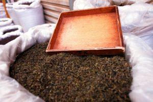 Schwarzer Tee ist der bekannteste Tee