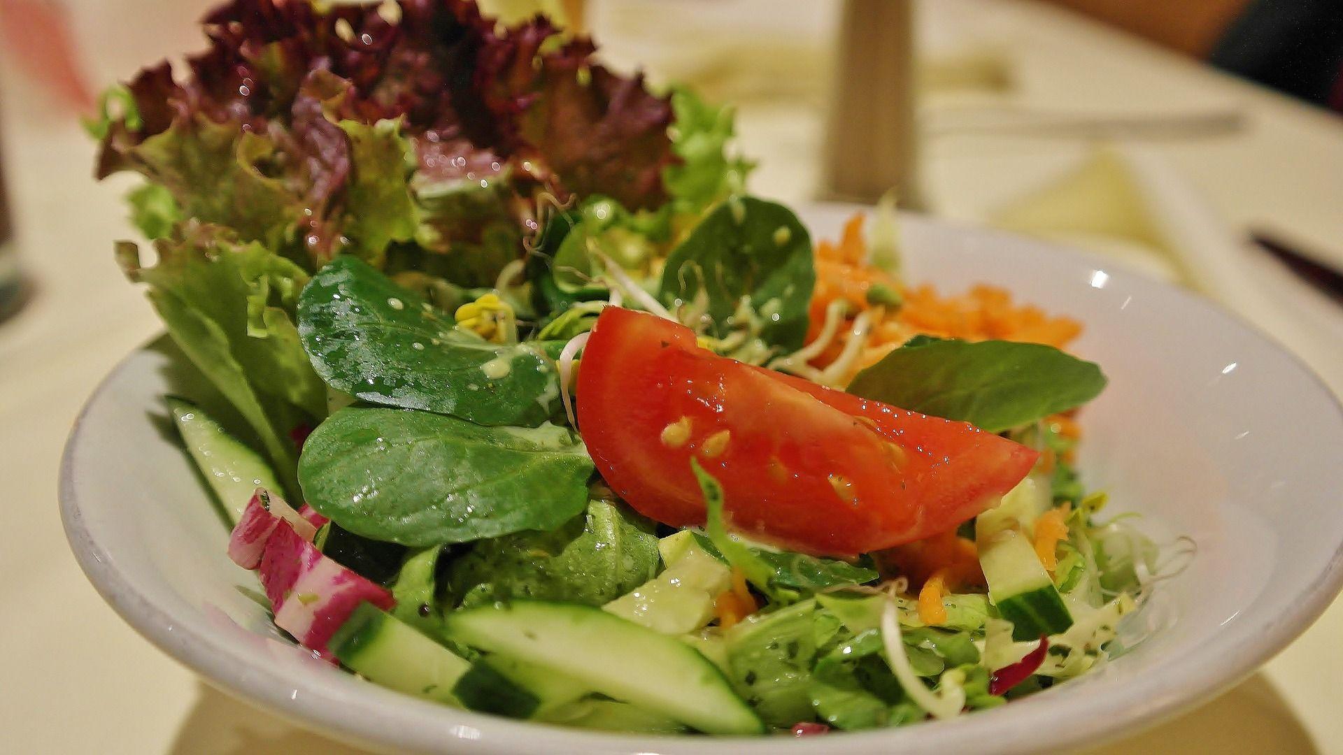Gesunde Salatsorten