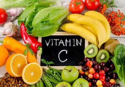 Vitamin C ist der König unter den Vitaminen