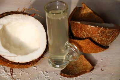 Kokoswasser ist das ideale Erfrischungsgetränk