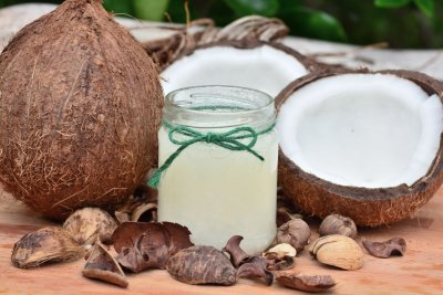 MCT Öl enthält auch Kokosnussöl