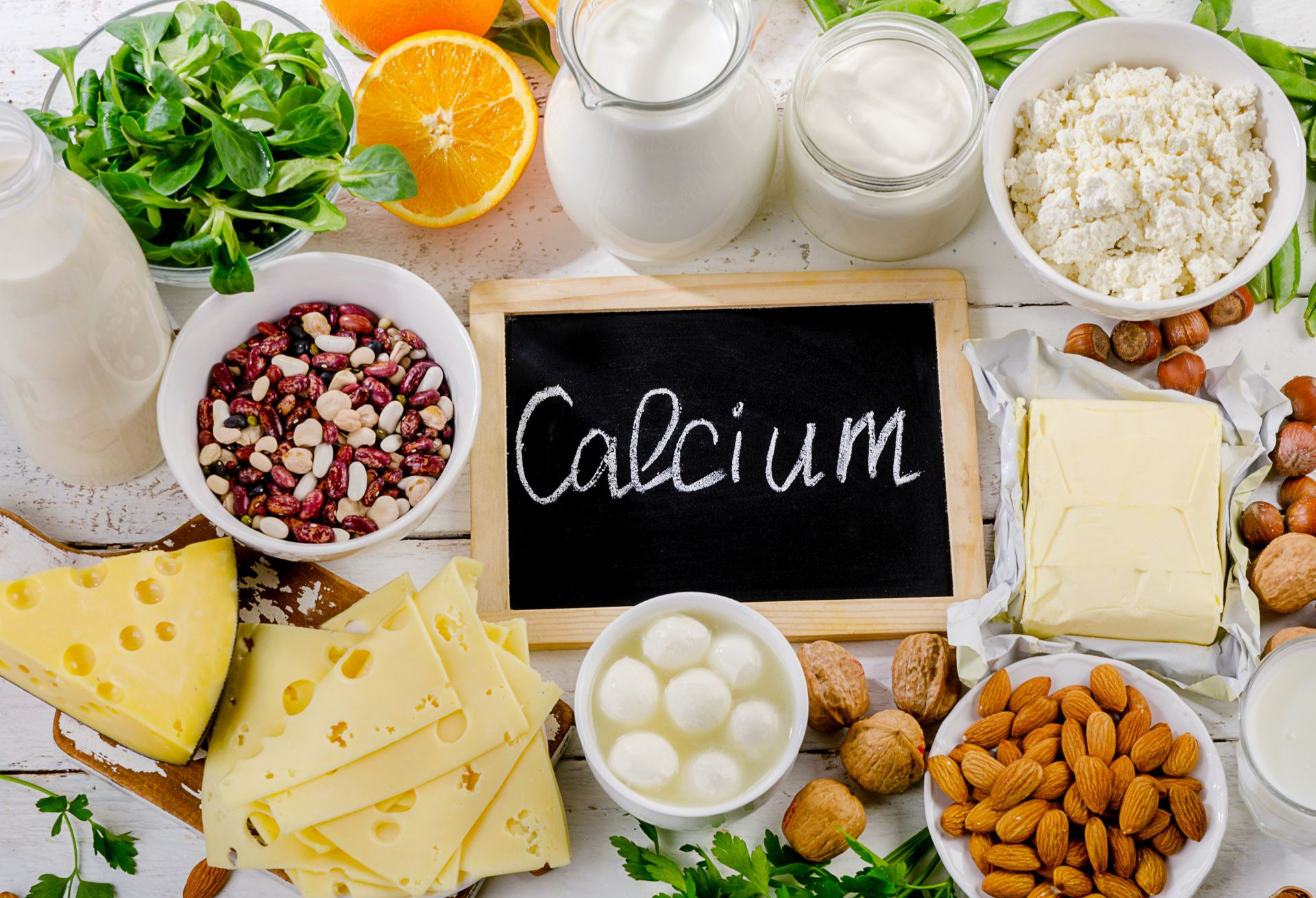 Was passiert bei Calciummangel?