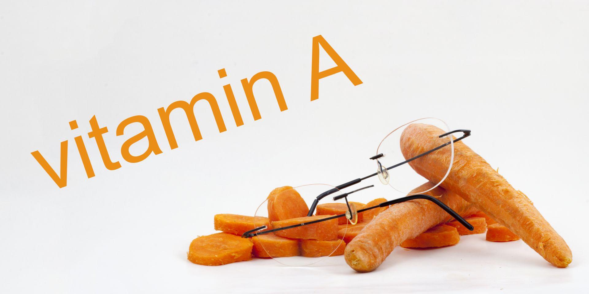 Ein Vitamin A Mangel kann gefährlich sein