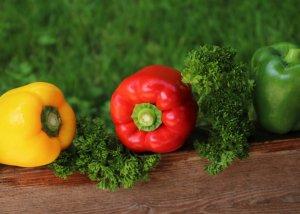 Paprika - gesundes und feuriges Gemüse