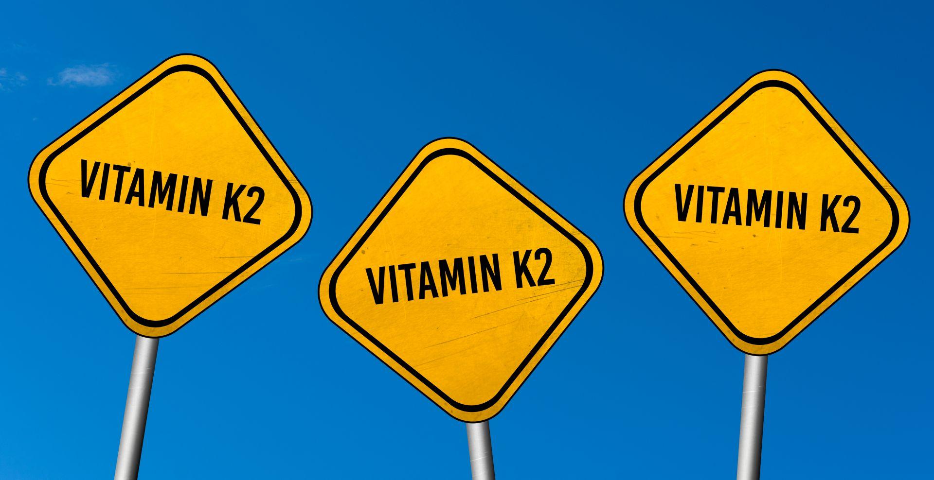 Vitamin K2 - das eher unbekannte Vitamin