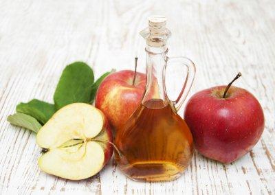 Kann man mit Apfelessig abnehmen?