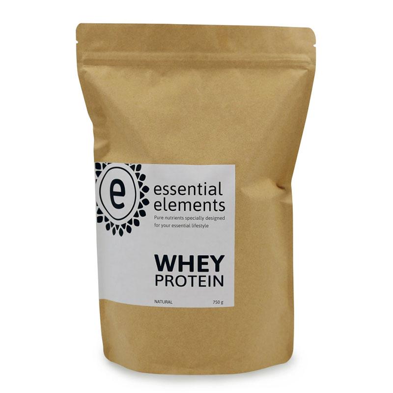 Whey Protein Eiweißpulver - 750g - Natural