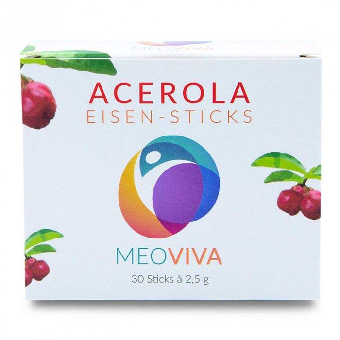 Acerola Eisen Sticks