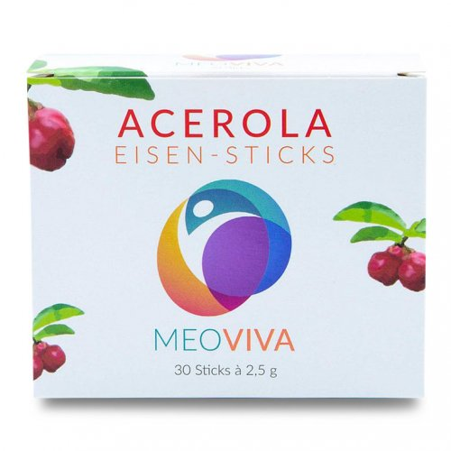 Acerola Eisen Sticks
