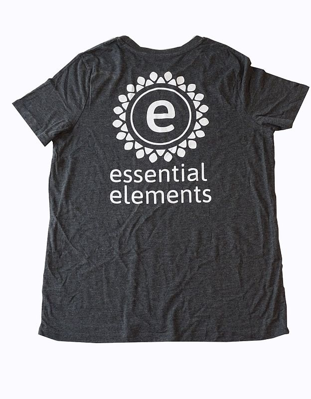 T-Shirt #jedentagegalwo essential elements - für Damen und Herren