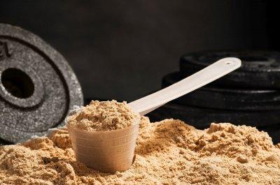 Casein Protein Pulver