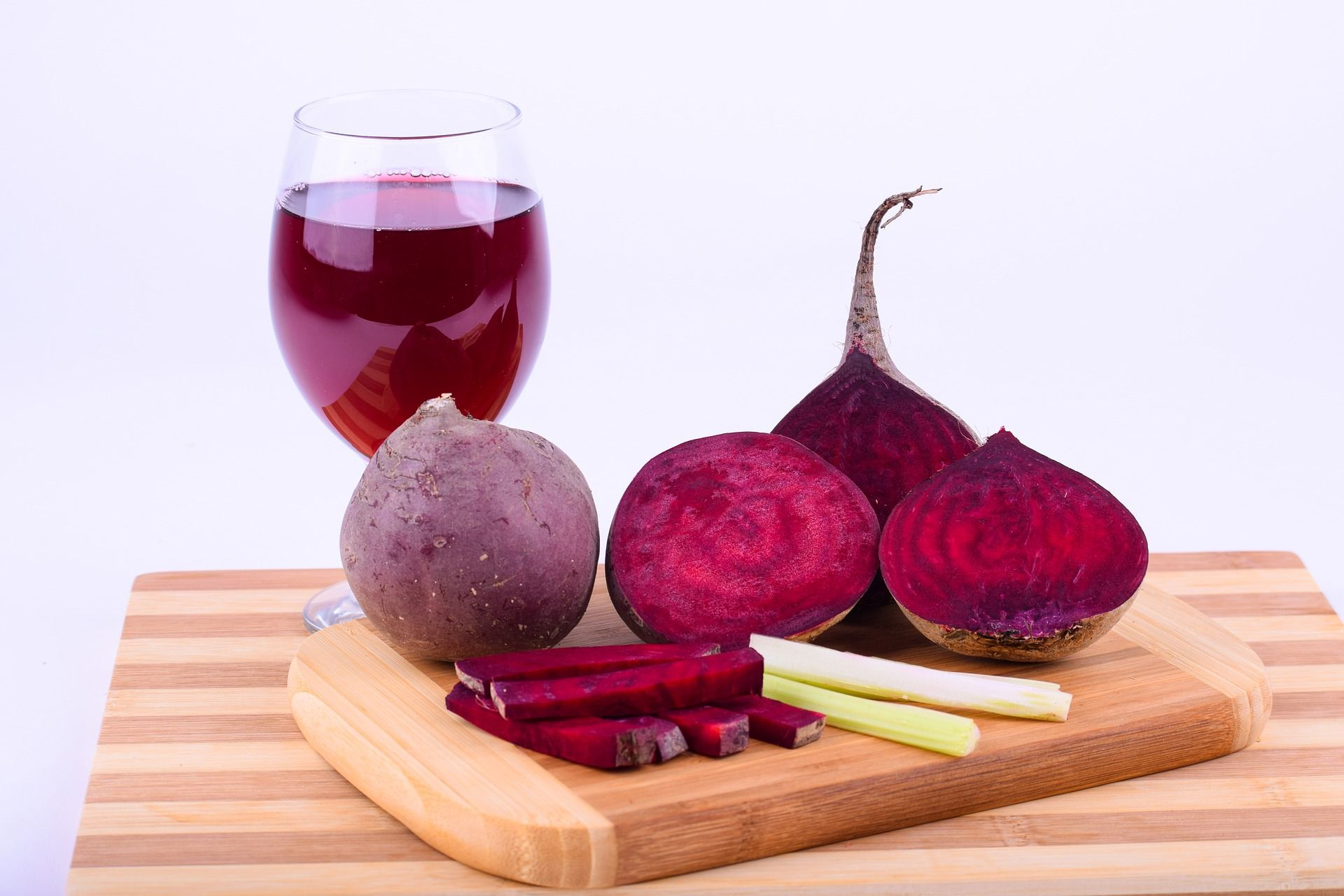 Rote Beete enthalten viel Saponine