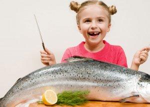 Omega-3 für Kinder