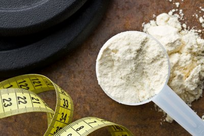 Hochwertige Whey Protein Aminosäuren