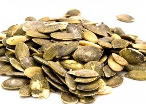 Kürbiskerne - gesunder Snack