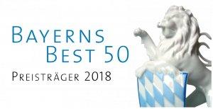 Bayerns Best 50 - Preisträger 2018 - Bayerische Wirtschaftsministerium