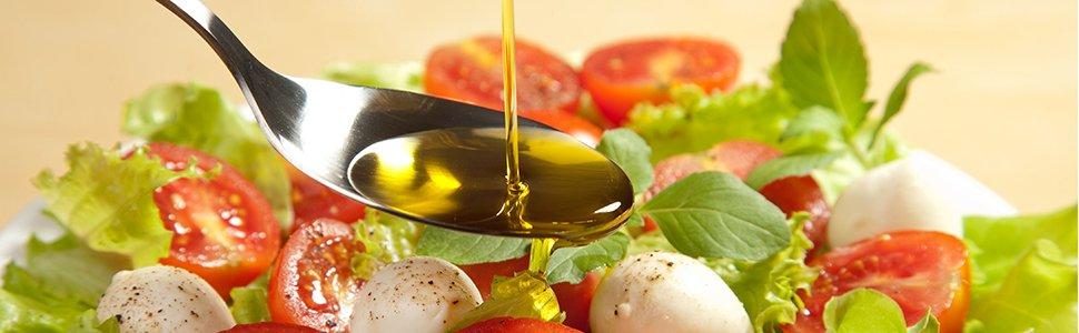 Salatdressing mit Fischöl
