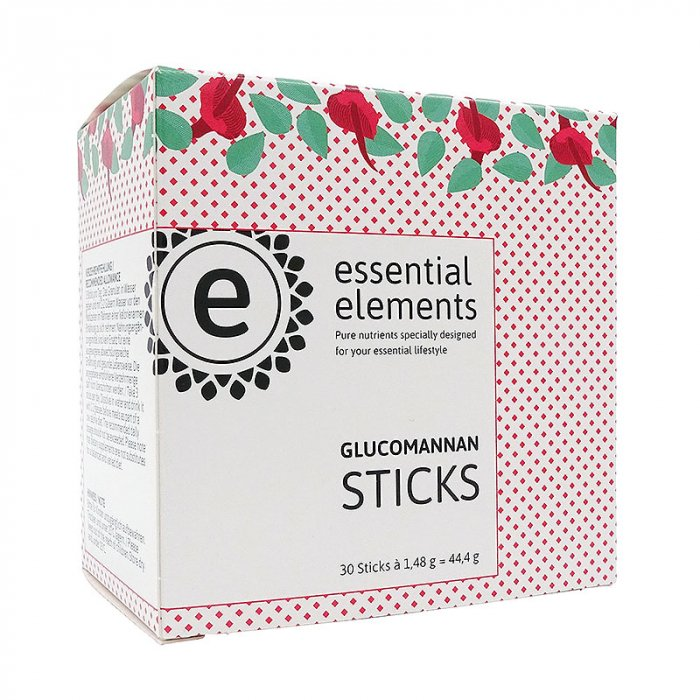 Glucomannan Sticks
